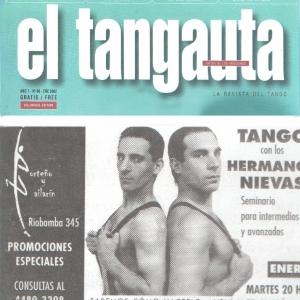 El Tangauta ano 2002