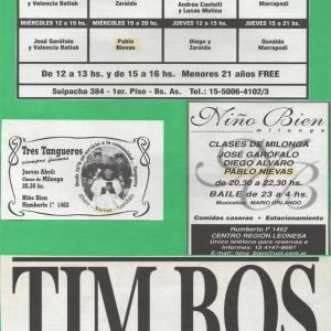 Nino Bien 2001